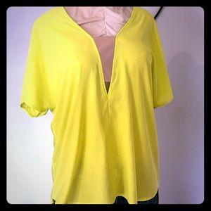 Bright Neon Umgee top